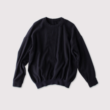 Woven sweat~wool 【SOLD】