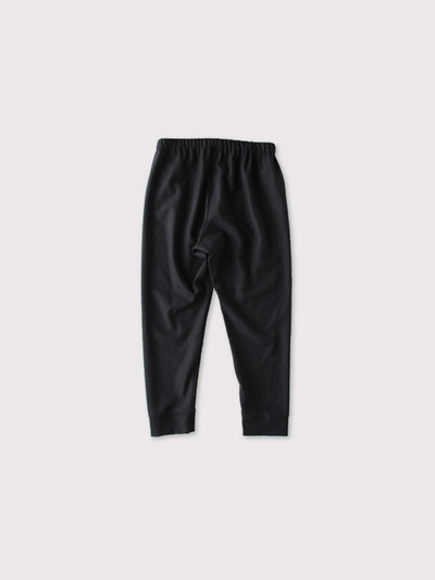 Woven leggings short~wool 2