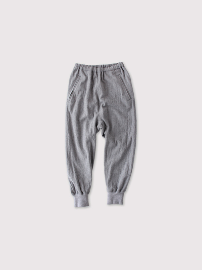 Uncle sarrouel pants 2~wool 1