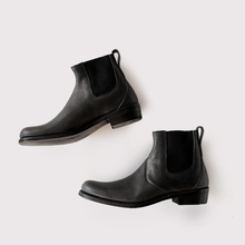 Chelsea boots~cow leather