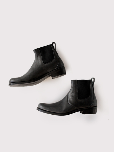 Chelsea boots~cow leather 1