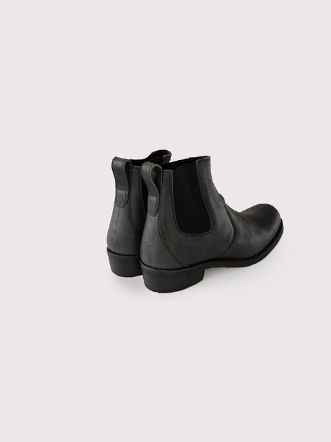 Chelsea boots~cow leather 3