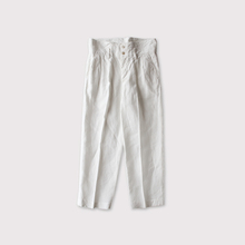 High waist pants~linen 【SOLD】