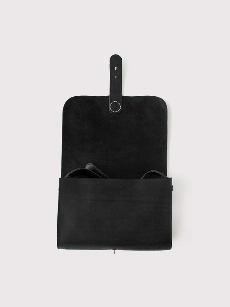 Letter bag~cow leather 4
