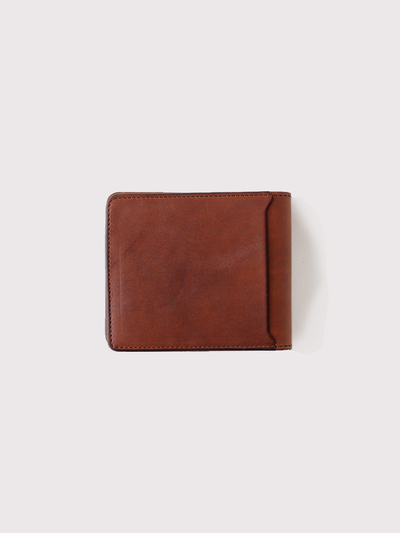 Box pocket wallet~cow leather 【SOLD】 4