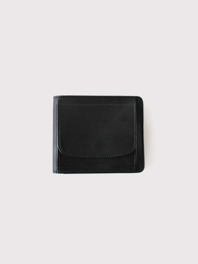 Box pocket wallet~cow leather 【SOLD】 1