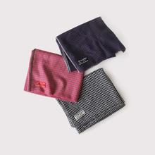 Fringe shawl M~wool 【SOLD】