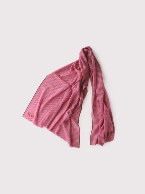 Fringe shawl M~wool 【SOLD】 2