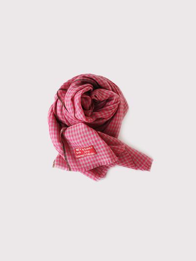 Fringe shawl M~wool 【SOLD】 3