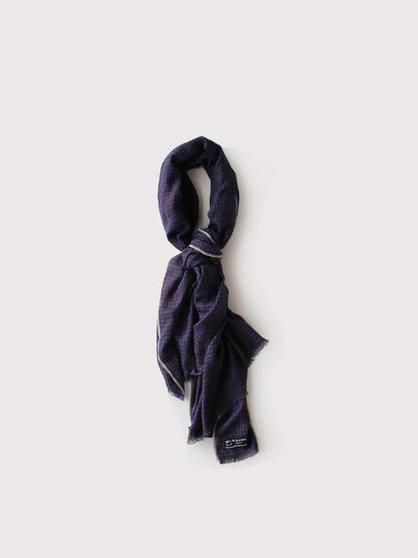 Fringe shawl M~wool 5