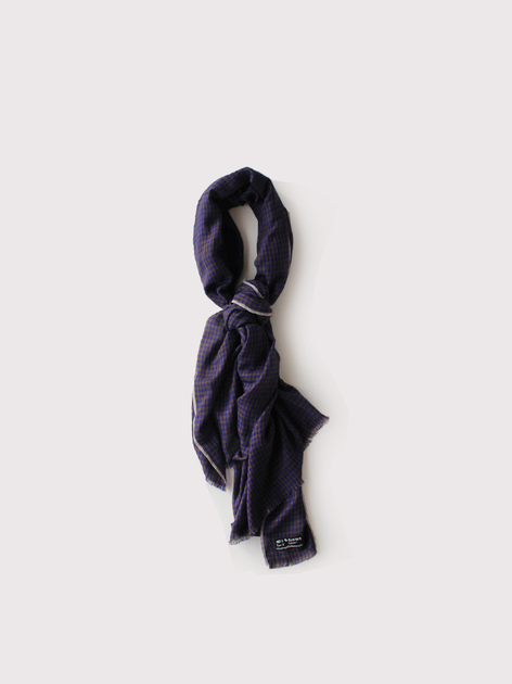 Fringe shawl M~wool 【SOLD】 5