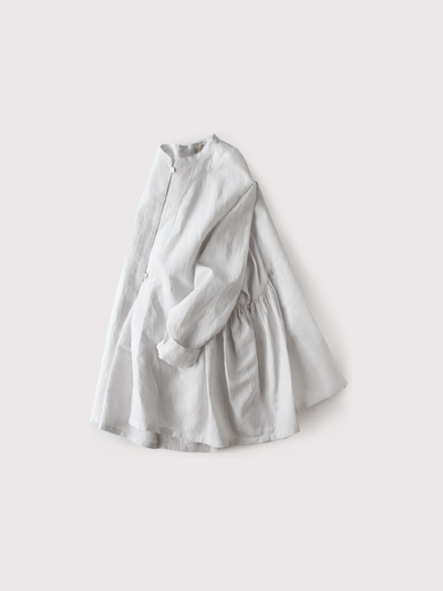 Side gather jaket~cotton linen 【SOLD】 1