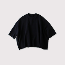 Short sleeve big slipon blouse~cotton brightons 【SOLD】