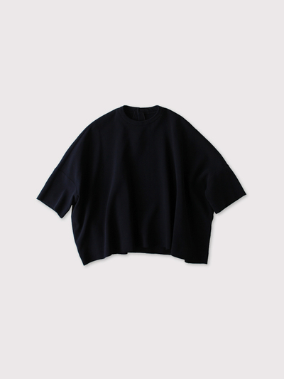 Short sleeve big slipon blouse~cotton brightons 【SOLD】 1