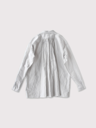 Smocking gather shirt 【SOLD】 2