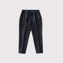 Draw string easy tapered pants 【SOLD】