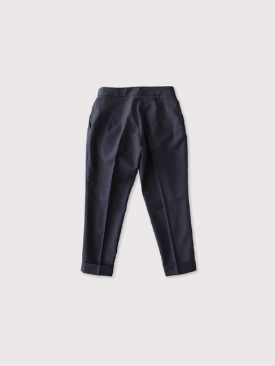 Draw string easy tapered pants 【SOLD】 2
