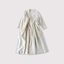 Tuck bottom wrap dress~linensilk 【SOLD】 2