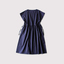 Drawstring long dress~cotton 【SOLD】 3