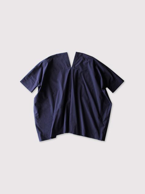 V-neck big short tunic~cotton 【SOLD】 2