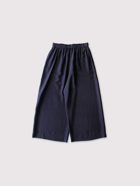Draw string wide pants~silk 【SOLD】 2