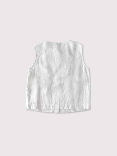 Front open ensemble blouse 【SOLD】 2