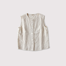 Front open ensemble blouse 【SOLD】