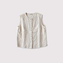 Front open ensemble blouse 【SOLD】