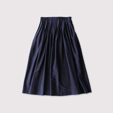 Tuck long skirt 【SOLD】