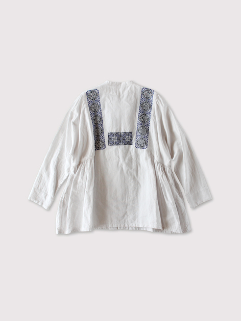 Side gather jaket embroidery 【SOLD】 3