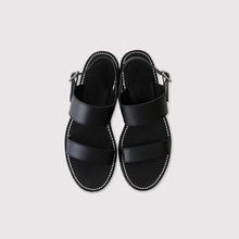 Triple belt sandal【SOLD】
