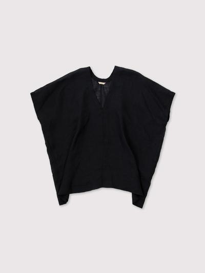 Back long blouse 1