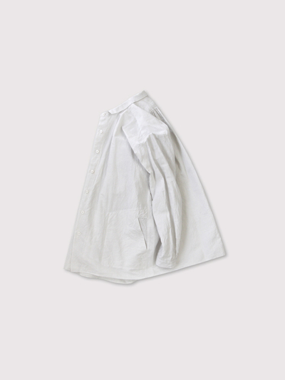 Front open easy shirt 【SOLD】 1