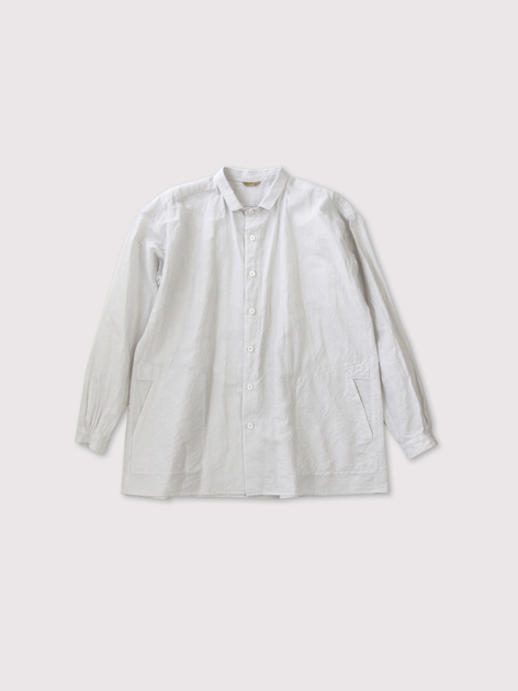 Front open easy shirt 【SOLD】 2