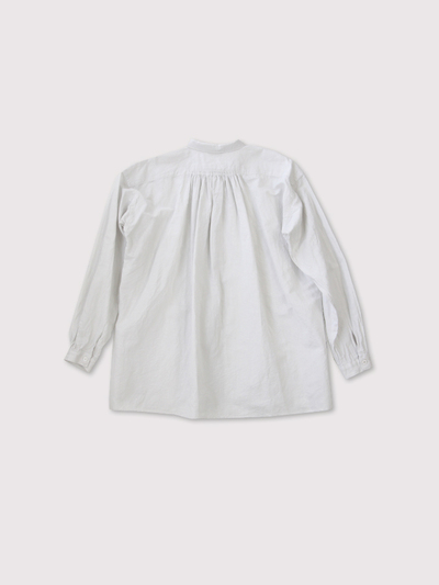Front open easy shirt 【SOLD】 3