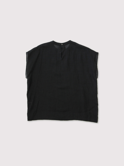 No sleeve tuck blouse 【SOLD】 2