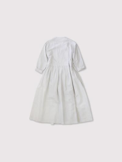 Tuck bottom wrap dress 【SOLD】 2