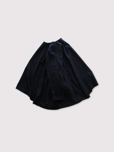 Side gather tent line blouse 【SOLD】 2