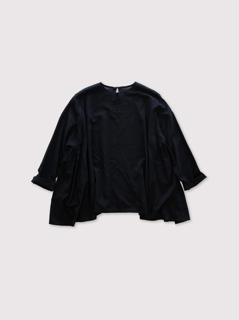 Side gather tent line blouse 【SOLD】 3