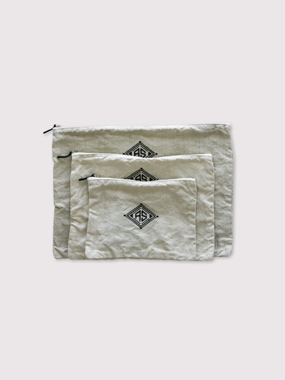 AS logo pouch 1