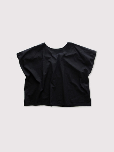 Scoop neck square short tunic 【SOLD】 1