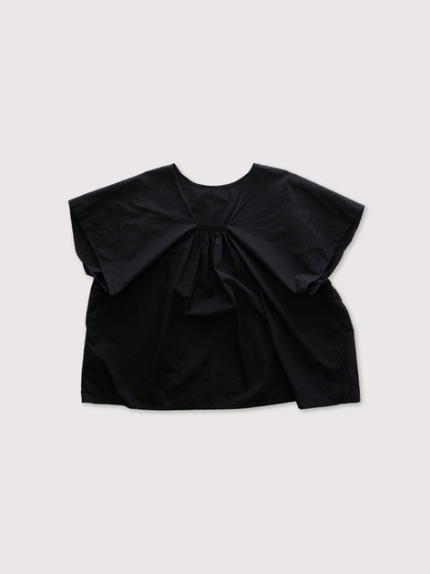 Scoop neck square short tunic 【SOLD】 2