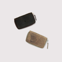 Zipper key case