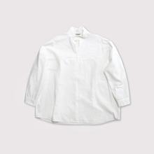 Button collar box blouse【SOLD】