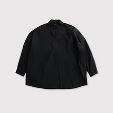 Button collar box blouse【SOLD】