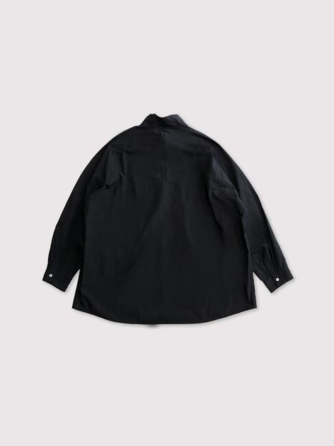 Button collar box blouse【SOLD】 3