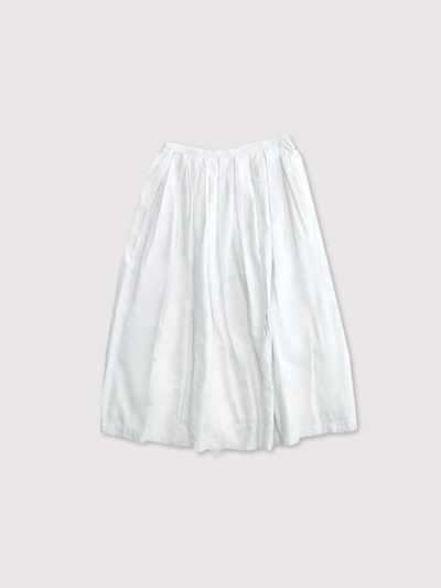 Box tuck skirt 2