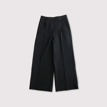 Wide straight pants【SOLD】