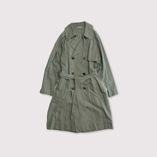 Loose fit trench coat 【SOLD】