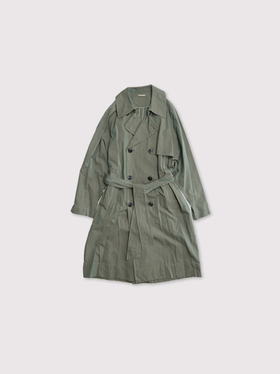 Loose fit trench coat 【SOLD】 1